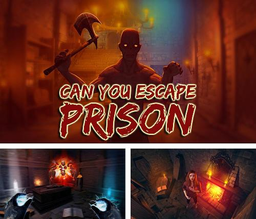 Can you escape. Fear house: Prison