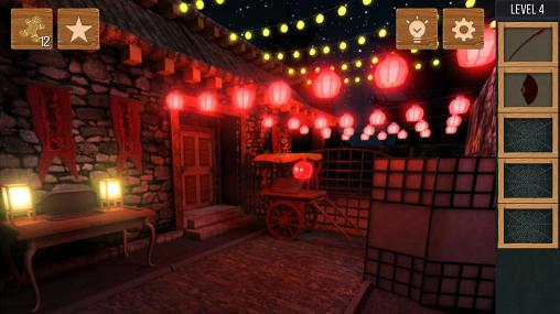 Screenshots von Can you escape: Holidays für Android-Tablet, Smartphone.