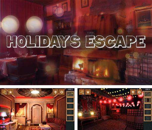 Can you escape: Holidays