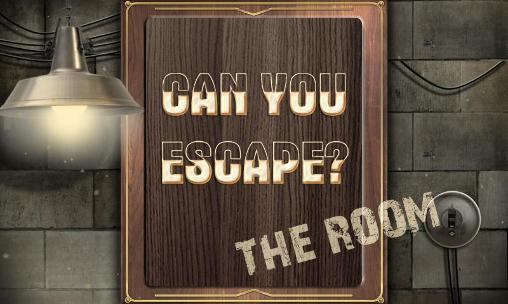 Can you escape? The room