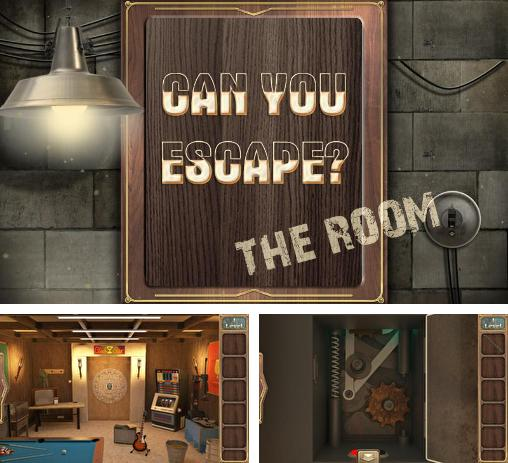 In addition to the game Escape room: Strange house for Android phones and tablets, you can also download Can you escape? The room for free.