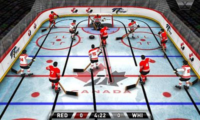 Canada Table Hockey screenshot 2