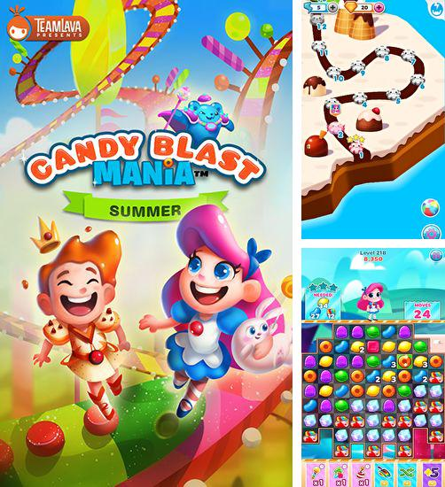 Viber candy mania – games for android 2018 – free download. Viber.