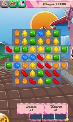 Скачати гру Candy Crush Saga на Андроїд телефон і планшет.