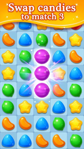 Candy fever 2 screenshot 3