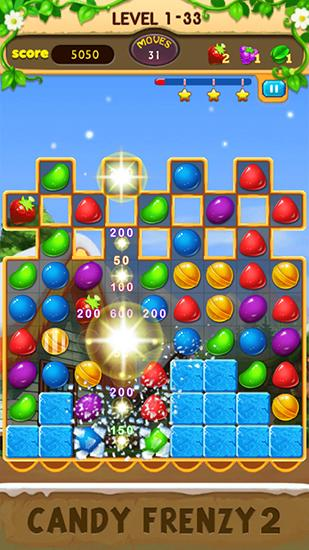 Candy frenzy 2 screenshot 3