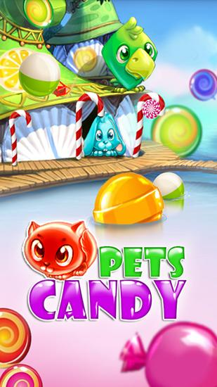 Candy pets poster