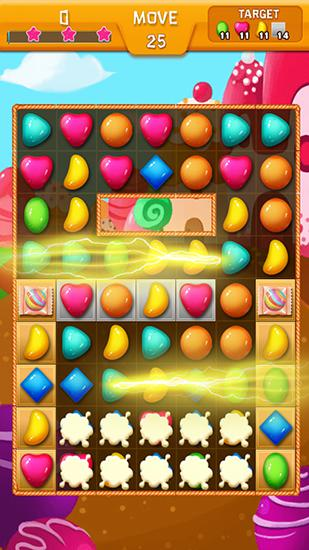 Candy star 2 скриншот 2