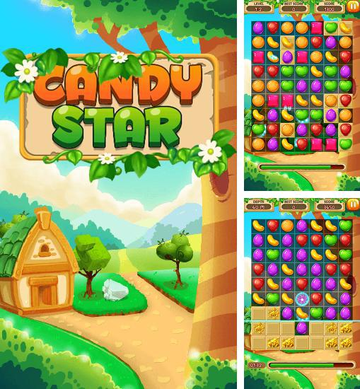 Candy star deluxe
