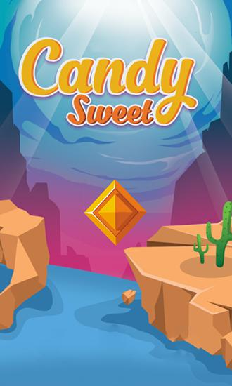Candy sweet hero poster