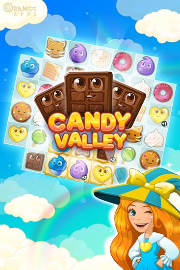 Candy valley poster