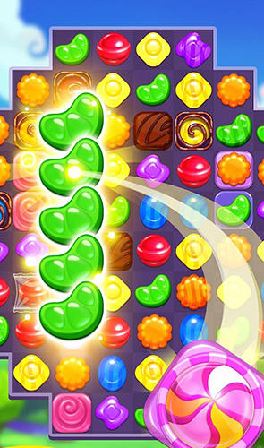 Candy yummy screenshot 1