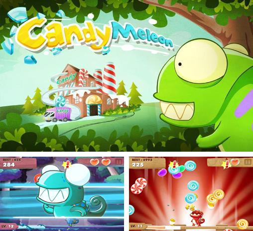 In addition to the game Rampage Punch for Android phones and tablets, you can also download Candymeleon for free.