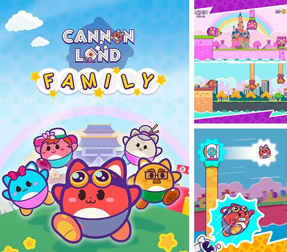 Cannon land family
