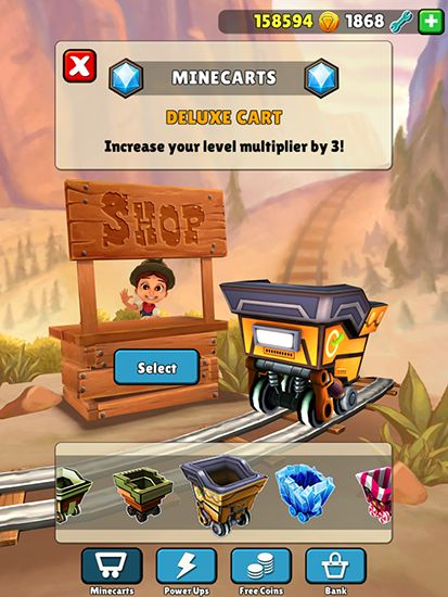 Download Canyon crashers Android free game.