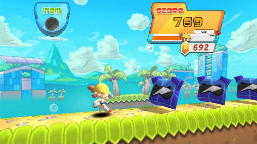 Cap runner screenshot 3