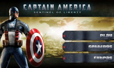 Captain America. Sentinel of Liberty