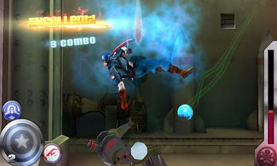 Jogue Captain America. Sentinel of Liberty para Android. Jogo Captain America. Sentinel of Liberty para download gratuito.