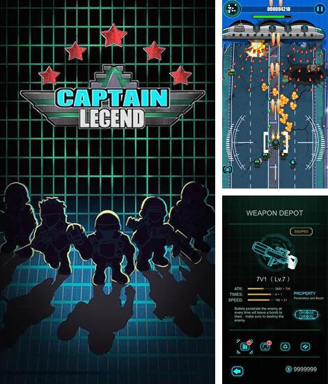 In addition to the game Boom and doom for Android phones and tablets, you can also download Captain legend for free.