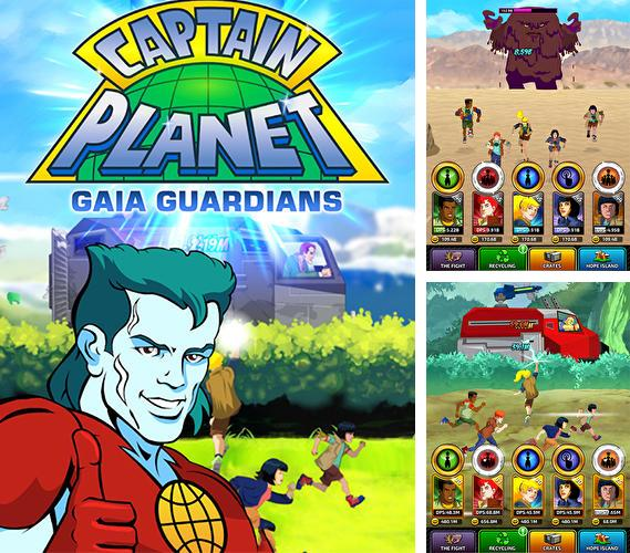 Captain Planet: Gaia guardians