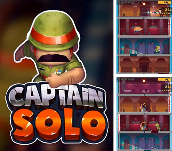 Captain Solo: Counter strike