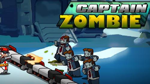 Captain zombie: Avenger poster