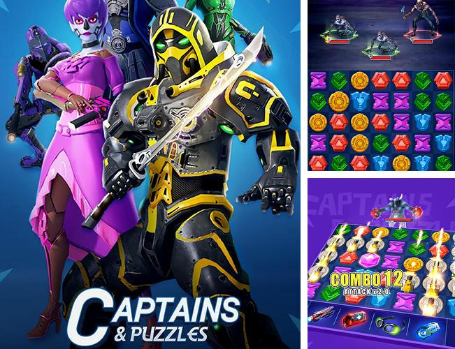 Captains and puzzles