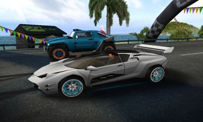 Car Club: Tuning Storm screenshot 4