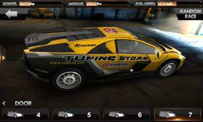 Car Club: Tuning Storm скриншот 2