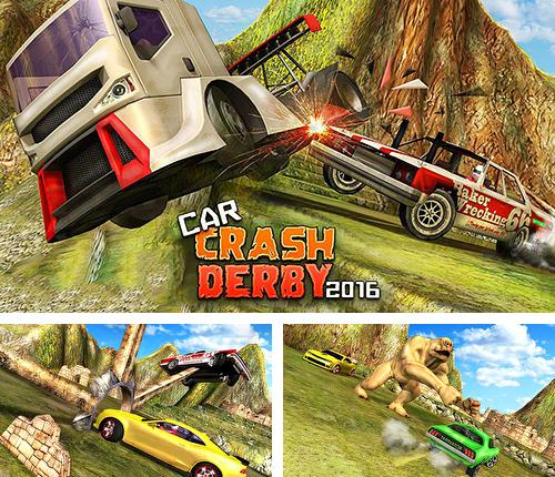 Car crash derby 2016