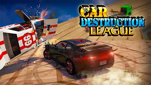 Car destruction league обложка