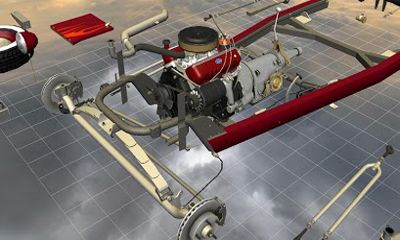 Download Car Disassembly 3D Android free game.