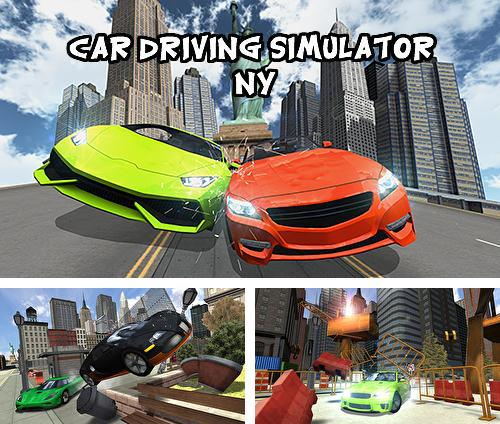 In addition to the game Angry truck canyon hill race for Android phones and tablets, you can also download Car driving simulator: NY for free.