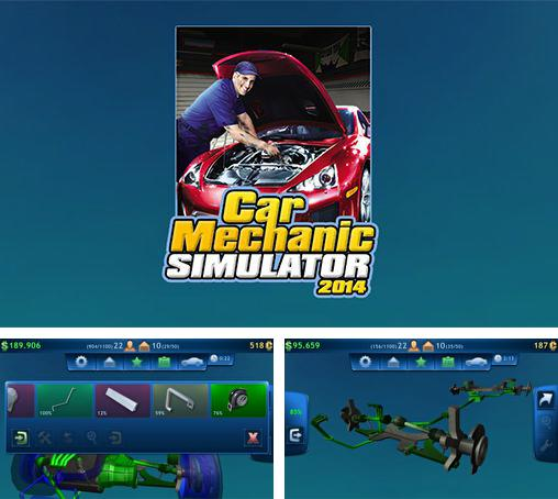 In addition to the game Fix my car: Supercar shop for Android phones and tablets, you can also download Car mechanic simulator 2014 mobile for free.