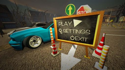 Car parking 3D screenshot 1