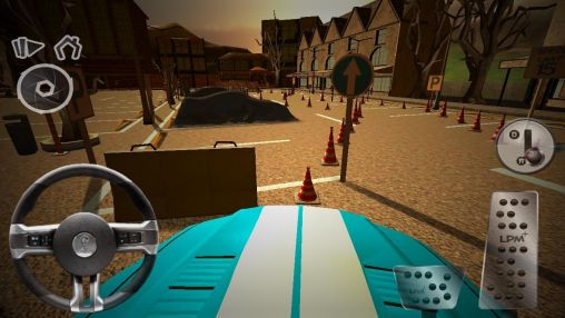 Car parking 3D screenshot 2