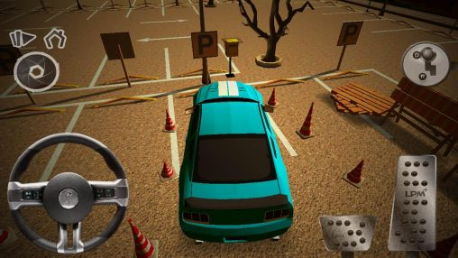 Car parking 3D screenshot 3