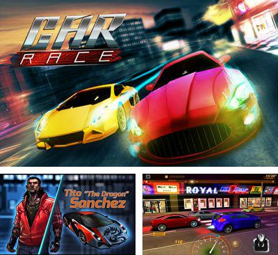 In addition to the game 3D Drag Race for Android phones and tablets, you can also download Car Race for free.