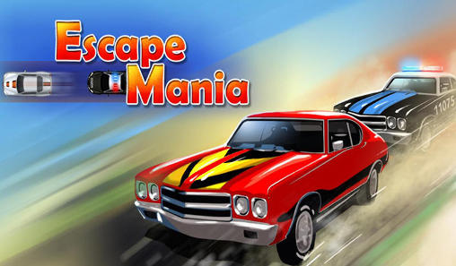 Car race: Police chase. Escape mania