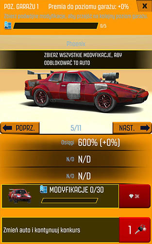 Car racing clicker: Driving simulation idle games screenshot 1