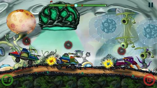 Screenshots von Car racing: Construct and go!!! für Android-Tablet, Smartphone.