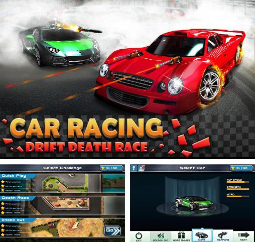 In addition to the game 4x4 Offroad Racing for Android phones and tablets, you can also download Car racing: Drift death race for free.