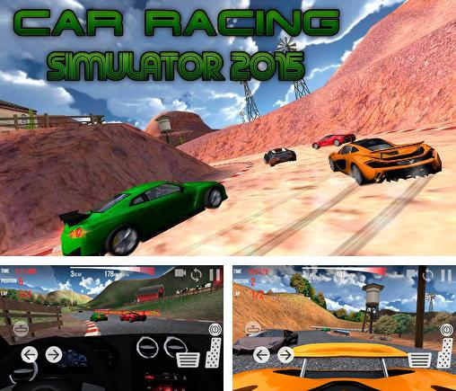In addition to the game Car racing simulator 2015 for Android, you can download other free Android games for Supra M147G.