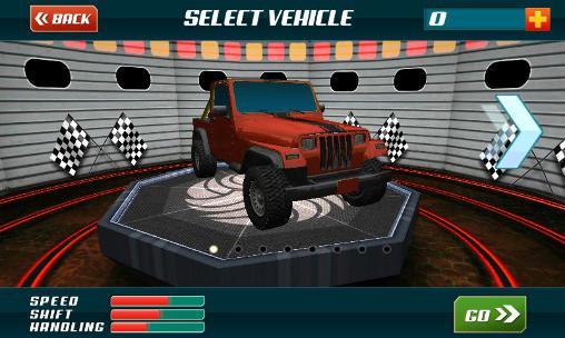 Car racing stunts 3D screenshot 2