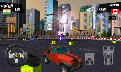 Car racing stunts 3D screenshot 5