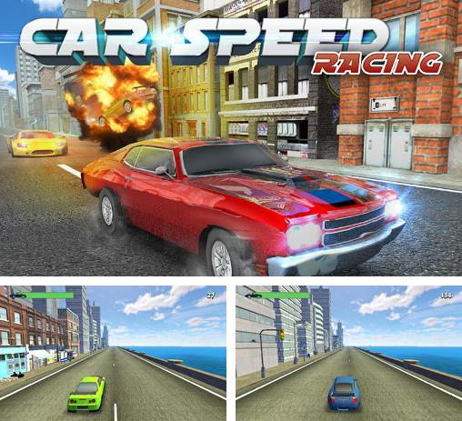 Car speed racing
