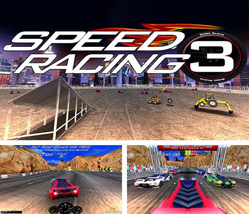 Car speed racing 3