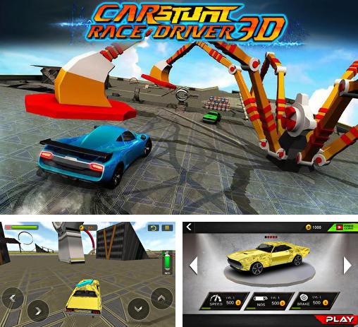Car stunt race driver 3D for Android - Download APK free