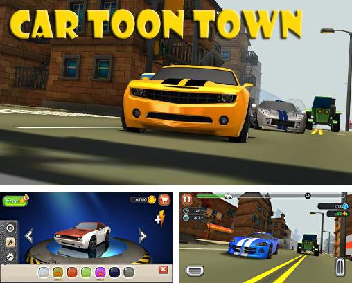 Car town streets for Android - Download APK free