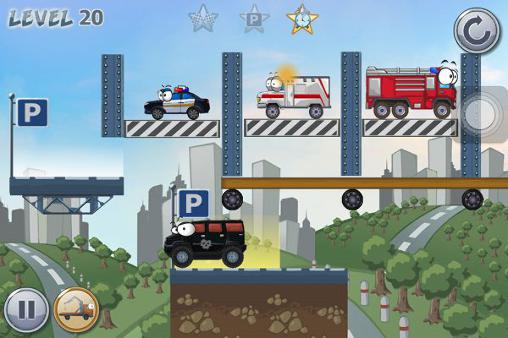 Toy drift racing screenshot 1